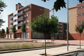 96 HABITATGES DE PROTECCIÓ OFICIAL SABADELL - C. Cifuentes